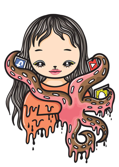 Wrestling the social media octopus